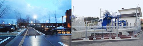 鵜川右岸第2雨水ポンプ場電気設備工事